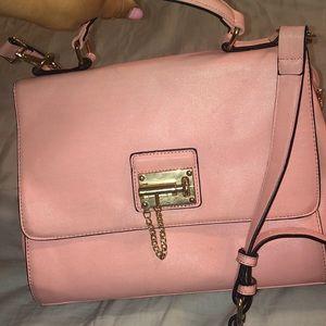Cute pink purse